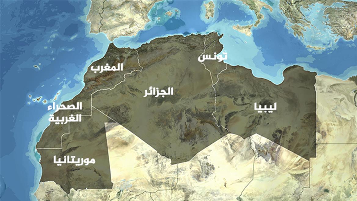 التكامل الاقليمي في منطقة المغرب العربي : دراسة تحليلية مقارنة في اسهامات نظريات العلاقات الدولية