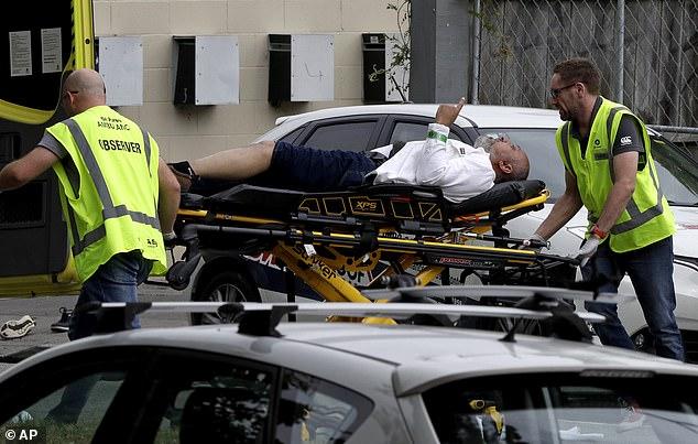 حادثة نيوزيلندا Picture: 40 قتيل.. من يقف وراء الهجمات ضدّ المصلين في نيوزيلندا