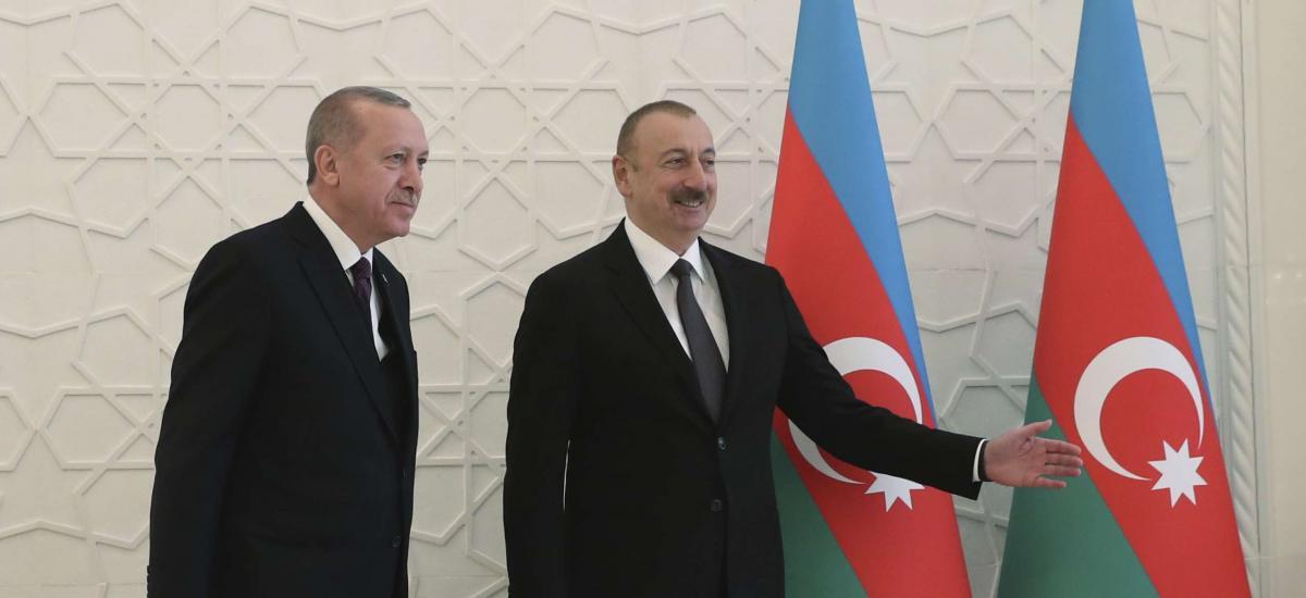علاقات وطيدة بين تركيا وأذربيجان