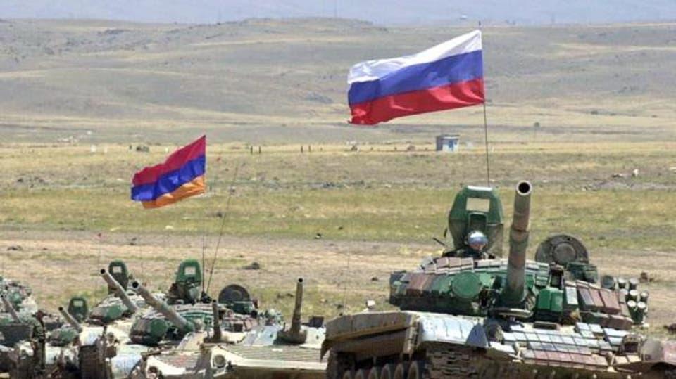 دعم روسي لأرمينيا