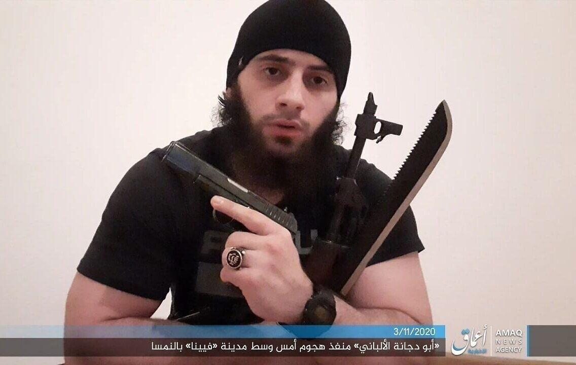 منفذ العملية الإرهابية في فيينا