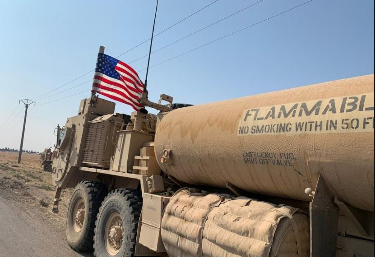 نتيجة بحث الصور عن النفط السوري وداعش