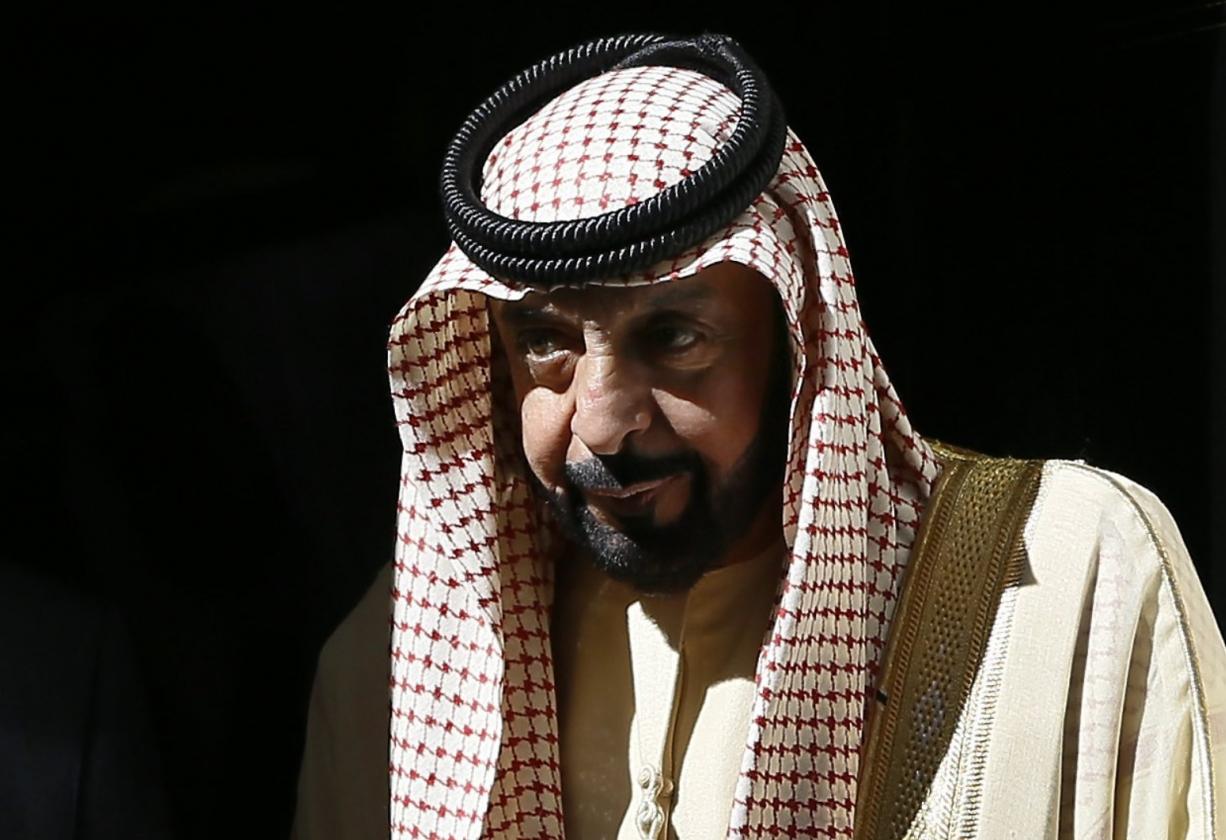 أين اختفى الشيخ خليفة بن زايد رئيس الإمارات نون بوست