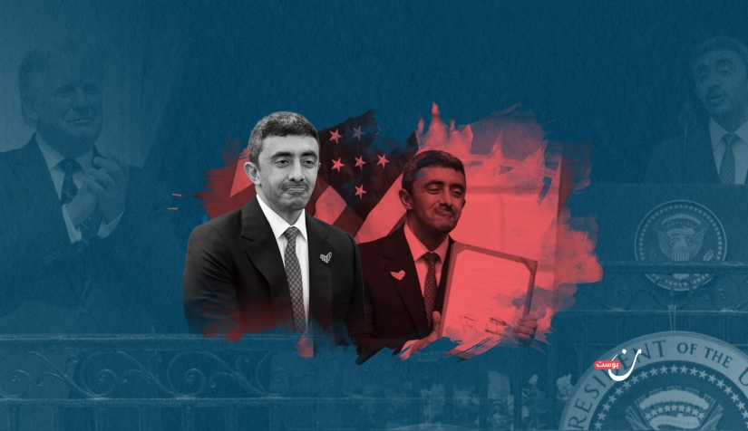 عبد الله بن زايد تاريخ من النفاق والتناقض السياسي نون بوست