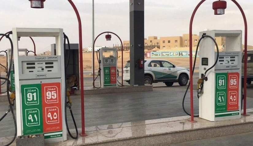 تويتر اسعار البنزين